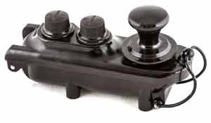 British RAF Bathtub Morse Key